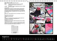Sockenkalender Bootsocks 2018 (Wandkalender 2018 DIN A4 quer) - Produktdetailbild 8