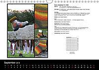 Sockenkalender Bootsocks 2018 (Wandkalender 2018 DIN A4 quer) - Produktdetailbild 9