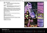 Sockenkalender Bootsocks 2018 (Wandkalender 2018 DIN A4 quer) - Produktdetailbild 12