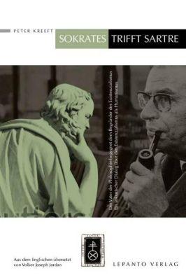 Sokrates trifft Sartre, Peter Kreeft