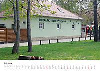 Solbad an der Saale - Bad Kösen (Wandkalender 2018 DIN A3 quer) - Produktdetailbild 7