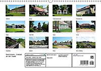Solbad an der Saale - Bad Kösen (Wandkalender 2018 DIN A3 quer) - Produktdetailbild 13