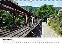 Solbad an der Saale - Bad Kösen (Wandkalender 2018 DIN A3 quer) - Produktdetailbild 9