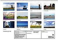 Sommer auf Föhr (Wandkalender 2018 DIN A2 quer) - Produktdetailbild 13
