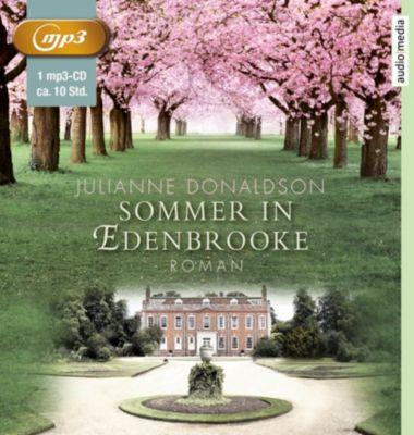 Sommer in Edenbrooke, 1 MP3-CD, Julianne Donaldson
