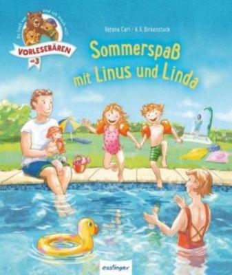 Sommerspass mit Linus und Linda, Verena Carl