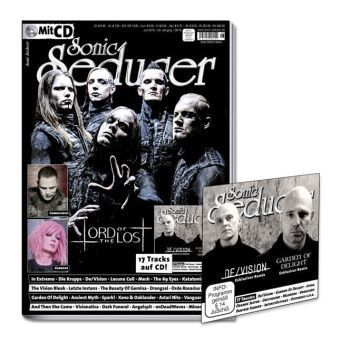Sonic Seducer: Ausg.2016/6 Titelstory Lord Of The Lost, m. 2 Audio-CDs