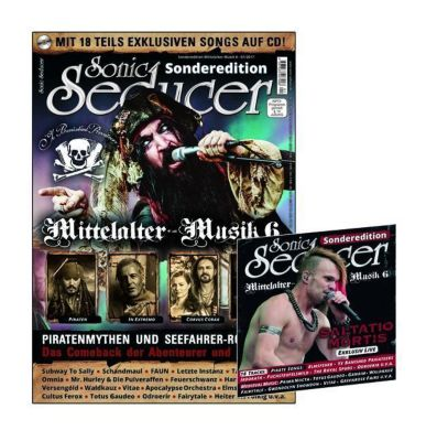Sonic Seducer, Sonderedition: Mittelalter-Musik, m. Audio-CD