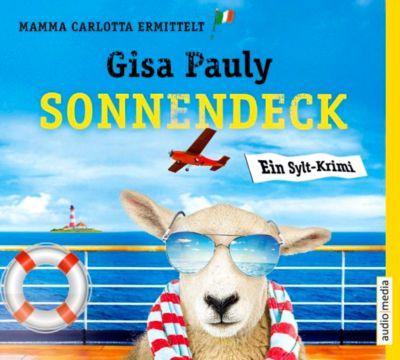 Sonnendeck, 6 Audio-CDs, Gisa Pauly