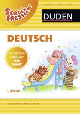 Sorgenfresser Deutsch 1. Klasse, Ulrike Holzwarth-Raether