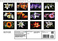 Soul-Jazz Visual Music of Flowers (Wall Calendar 2018 DIN A4 Landscape) - Produktdetailbild 13