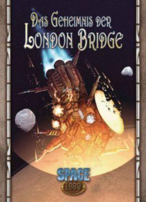 Space: 1889 - Das Geheimnis der London Bridge, Kieran Turley