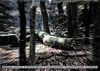 Spaziergang durch den Zauberwald (Wandkalender 2018 DIN A2 quer) - Produktdetailbild 2