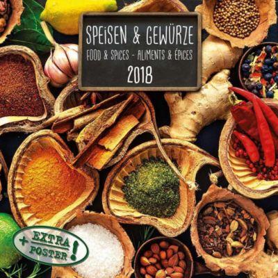 Speisen und Gewürze 2018