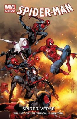 Spider-Man - Marvel Now! - Spider-Verse, Dan Slott, Giuseppe Camuncoli, Olivier Coipel