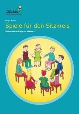 Spiele für den Sitzkreis, Birgit Kraft
