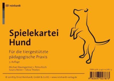 Spielekartei Hund, Michael Baumgartner, Petra Koch, Souris Reiter, Silvia Thielen