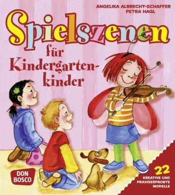 Spielszenen für Kindergartenkinder, Angelika Albrecht-Schaffer