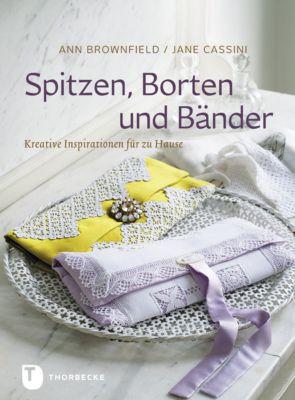 Spitzen, Borten und Bänder, Ann Brownfield, Jane Cassini