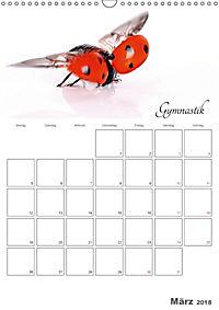 Sportliche Tiere (Wandkalender 2018 DIN A3 hoch) - Produktdetailbild 3