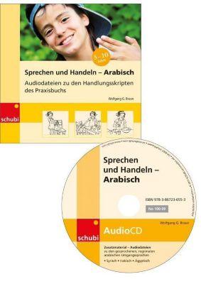 Sprechen und Handeln, 1 Audio-CD, Wolfgang G. Braun