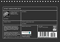 STADTGESICHTER 2018 (Tischkalender 2018 DIN A5 quer) Dieser erfolgreiche Kalender wurde dieses Jahr mit gleichen Bildern - Produktdetailbild 13