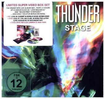 Stage (Super Video Box Set), Thunder