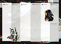Star Wars 17-Monats-Kalenderbuch A6 2018 - Produktdetailbild 5