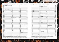 Star Wars 17-Monats-Kalenderbuch A6 2018 - Produktdetailbild 3