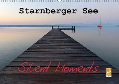 Starnberger See - Silent Moments (Wandkalender 2018 DIN A2 quer), Luana Freitag