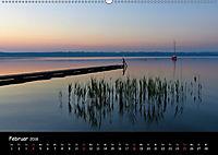 Starnberger See - Silent Moments (Wandkalender 2018 DIN A2 quer) - Produktdetailbild 2