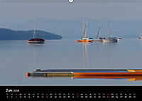 Starnberger See - Silent Moments (Wandkalender 2018 DIN A2 quer) - Produktdetailbild 6