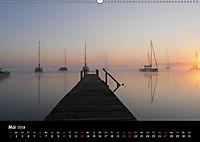Starnberger See - Silent Moments (Wandkalender 2018 DIN A2 quer) - Produktdetailbild 5