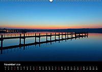 Starnberger See - Silent Moments (Wandkalender 2018 DIN A2 quer) - Produktdetailbild 11