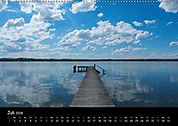 Starnberger See - Silent Moments (Wandkalender 2018 DIN A2 quer) - Produktdetailbild 7