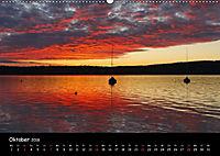 Starnberger See - Silent Moments (Wandkalender 2018 DIN A2 quer) - Produktdetailbild 10