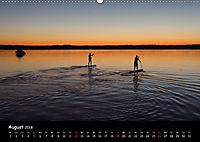 Starnberger See - Silent Moments (Wandkalender 2018 DIN A2 quer) - Produktdetailbild 8