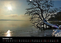 Starnberger See - Silent Moments (Wandkalender 2018 DIN A2 quer) - Produktdetailbild 12