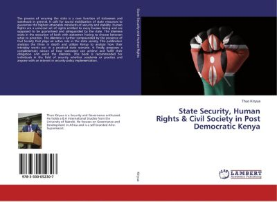 State Security, Human Rights & Civil Society in Post Democratic Kenya, Thuo Kinyua
