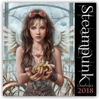 Steampunk 2018, Flame Tree Publishing