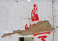 STENCIL ART 2018 - Schablonen Graffiti (Wandkalender 2018 DIN A4 quer) - Produktdetailbild 4