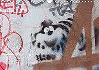 STENCIL ART 2018 - Schablonen Graffiti (Wandkalender 2018 DIN A4 quer) - Produktdetailbild 10