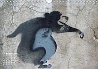 STENCIL ART 2018 - Schablonen Graffiti (Wandkalender 2018 DIN A4 quer) - Produktdetailbild 8
