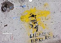 STENCIL ART 2018 - Schablonen Graffiti (Wandkalender 2018 DIN A4 quer) - Produktdetailbild 11