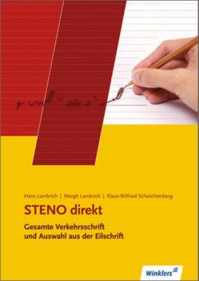 STENO direkt, Hans Lambrich, Margit Lambrich, Klaus-Wilfried Schwichtenberg
