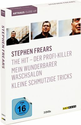 Stephen Frears, 3 DVD Box