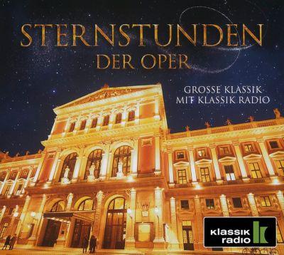 Sternstunden der Oper, 4 CDs