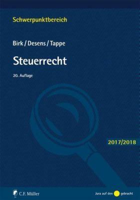 Steuerrecht, Dieter Birk, Marc Desens, Henning Tappe