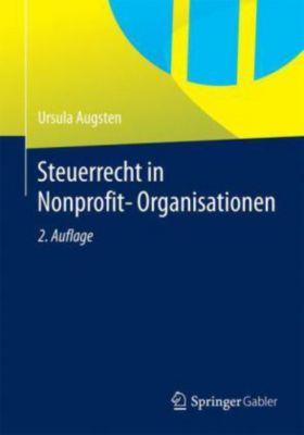 Steuerrecht in Nonprofit-Organisationen, Ursula Augsten