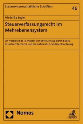 Steuerverfassungsrecht im Mehrebenensystem, Friederike Engler